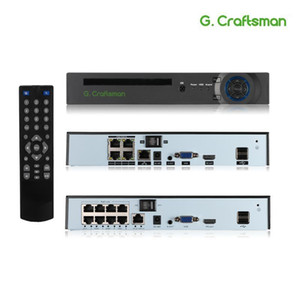 XMeye 4ch 8ch 5MP POE NVR Face Recognition H.265+ Onvif Network Video Recorder 1 HDD 24 7 Recording IP Camera Onvif P2P System1