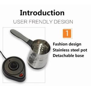 Coffee Roasters Electric Turkish Espresso Percolator Maker Pots EU Plug Kettle Home 35EB