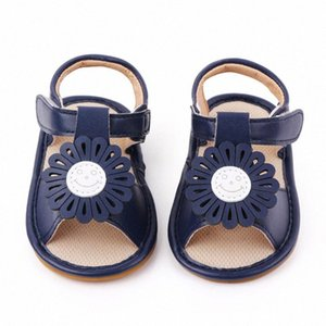 TELOTUNY Sandals Infant Kid Baby Girls Hollow Flowers Soft Sole Princess Shoes Non Slip Toddler Sandals Children Girls Boys Dress Shoe kWI5#