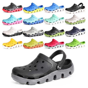 fifteen Beach shoes men women slippers Slip On Waterproof Shoes Classic Nursing Hospital Work Medical Sandals slider size 36-45