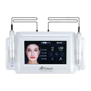 2020 Permanent MTS & PMU machine Digital Permanent Makeup Electric Tattoo Device Semipermanent Eyebrow Pencil Salon Use DHL Free Shipping