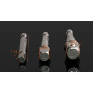 3pcs Hex Shank Drive Power Drill Bit Socket Wrench Adapter Electric Screwdriver Handle Extens wmttBq sports2010