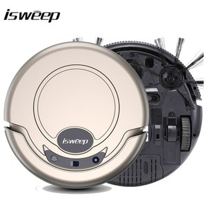 Isweep Vacuum Cleaner Robot for Home 1000PA Dry and Wet Mopping Smart Sweeper S320 Y200320