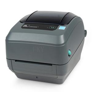 Printers Original Self-adhesive Barcode Printer GX430T Label Print Head High-speed Thermal Desktop 300DPI Machine
