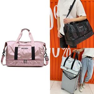 Travel Bag Large Capacity Men Hand Luggage Travel Duffle Bag Weekend Women Multifunctional