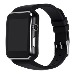 Bluetooth smart watch X6 wristband smart watch supports Bluetooth plable memory card call motion pedometer recording function is powerful