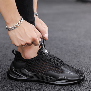 High Quality New Men's Sneakers Lightweight run Shoes 39-44 Mesh Breathable Sports Shoes Trainers Male Casual Shoes zapatos para correr