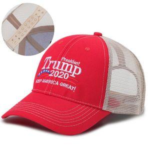 Heiße Verkäufe Donald Trump Baseball Cap Make America Great Again Hat Stickerei halten Amerika Großer Hut republikanischen Präsidenten Trump Kappen KKF2333