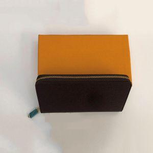 Mulheres luxurys designers carteira mais elegante carteira de zíper cartões e moedas famosas carteiras mens pu pu bolsa de couro titular da moeda bolsa de moeda wallet sem caixa 10AP02