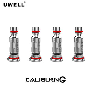 Uwell Caliburn G Coil Mesh Coils 0.8ohm Replacement Core Head for Uwell Caliburn G Pod System Kit Electronic Cigarette 100% Authentic
