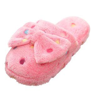 Yay Sıcak Sevimli Sonbahar Kış Terlik Ev Giyim Sandalet Flats Artı Boyutu Rahat Platformu Kadın Takozlar Ayakkabı Sau2