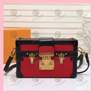 shoulder bag PETITE MALLE M54651 bag Luxurys Designers Bags Bags حقيبة المرأة pochette الأزياء الكلاسيكية crossbody مصغرة المرأة حقائب الأزياء حقيبة حقائب اليد