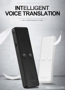 K6 Portátil Multi Voz Language Translator, Tempo real instantâneo Two-Way 68 Idiomas Tradução para Viagens Shopping Aprendizagem