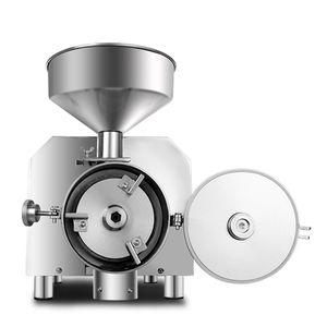 New Electric Flour Flour Mill Machinery Herb Grano Fresatura Greena Macinazione Cucina Mini Pulverizzatore Commerciale Pulverizzatore