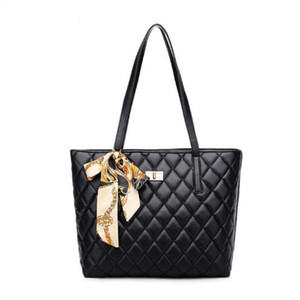 Fashion Women Large Shoulder Bag Travel Bags Leather Pu Quilted Bag Female Luxury Handbags Female Bags Design For Girls