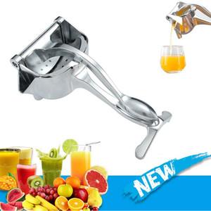 Suco manual Squeezer Liga de Alumínio Pressão da Mão Juicer Romã Laranja Lamã Açúcar Açúcar Suco Ferramenta de frutas W-00678