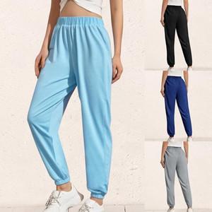 Womens Loose Joggers Wide Bein Sweatpants Frauen Hosen Plus Größe Weiche Hohe Taille Hosen Streetwear Korean Casual Yoga Pant Femme1