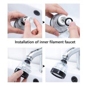 Faucet rotativo de 360 grados Presión presurizada Sprinkler SH Saver Tap Boquilla Cocina Baño Bubbler Head Adaptador anti-Splash E1G01