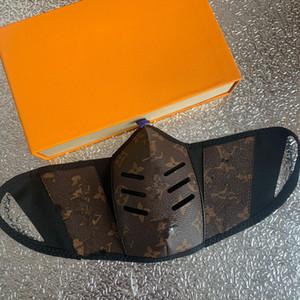 Marca com máscaras Caixa Máscaras inverno macio pó de couro forrado e Mulheres Homens equitação Anti-vento E Cotton Anti-vento Moda Uhrcg Rlhuf
