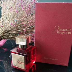 عطر الراقية ثلاثة أنماط baccarat rouge 540 حلقة عالية الجودة الأحمر العطور رذاذ بارفان دائم العطر الكلاسيكي EDP 70ML