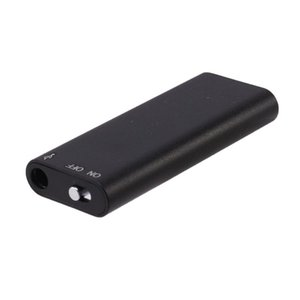 8GB Mini o Voice Recorder USB Flash Professional Digital HD Dictaphone Recording Pen Denoise Long-Distance MP3 Music Player