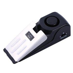 Door Stop allarme pressione sistema di sicurezza di viaggio Tipo allarme antifurto portatile cuneo Avviso di sicurezza per la casa