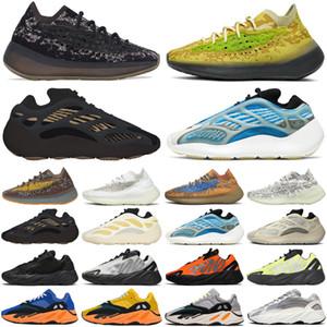 yeezy yezzy boost 700 380 kanye west 700s 380s  scarpe da corsa uomo alvah azael alien mist Inertia Malva Vanta sneaker sportive uomo