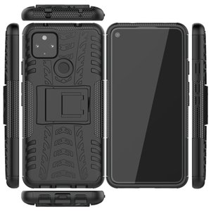 Hybrid Rugged Phone Case For iPhone 12 Mini 11 Pro XS Max XR X 7 8 Plus SE 2020 Hard PC TPU Silicone Armor Cover