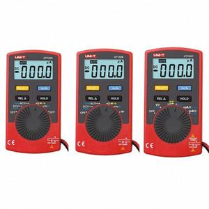 UNI-T UT120A UT120B UT120C Digital Multimeter 4000 Count Display Auto Range Multitester DC Voltage Meters Testers Multimeter ty6L#