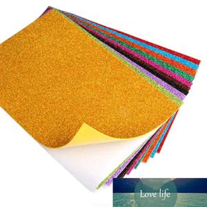 11 Цвет Foamiran клей с блестят пены бумаги Золотого порошок Блеск Handmade Paper Crafts декор DIY Поставщиком для детей