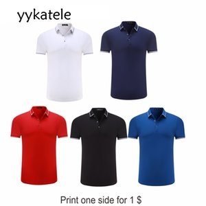 2020 Yykatele Summer high quality business casual short sleeve personal company group custom shirt cotton men and women
