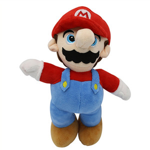 Children's Toys 25 CM Super Mario Plush Toys Soft Stuffed Doll New Year Gift Home Decoration