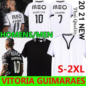 2020 2022 فيتوريا S.C لكرة القدم الفانيلة فيتوريا Guimaraes A.andre Edwaros Quaresma Bruno Duarte Vitória de Guimarães رجل كرة القدم قميص موحدة