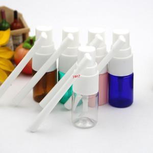 5 ملليلتر الحيوانات الأليفة خالية ضباب الأنف رذاذ زجاجة قابلة لإعادة الاستخدام مسحوق السائل المكياج المحمولة السفر عينة مضخة زجاجات حاوية 100pcs / lotgood Qualtitygo