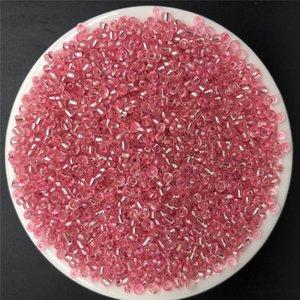 1000pcs 2mm Charm Czech Glass Seed Spacer Beads Irrigation Diy Bracelet Necklace Jewelry Making Acc jllKxj