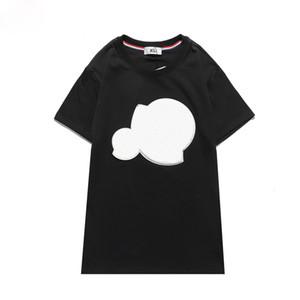 Monclair Mens Stylist T 셔츠 여름 수영 원숭이 반팔 고품질 편안한 T- 셔츠 원숭이 CP Topstoney