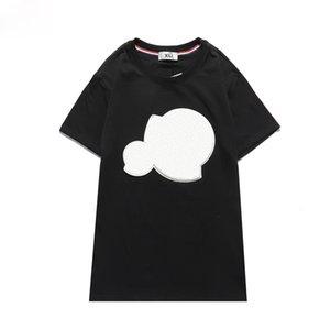 Un estilista cómodo para hombre APE Summer Monclair Baño APE T SHIRTS MANEZAS DE CALIDAD T T-shirts Topstoney CP Corto FTGFU