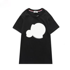 APE Bir Stilist Topstoney Yaz Gömlek Mens T Banyo Kısa CP Yüksek Kalite Rahat T-Shirt Monclair Kollu APE Vnimx