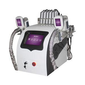 5 في 1 cryolipolysis الدهون تجميد الجسم نحت التخسيس 40K التجويف ليبو آلة الليزر cryo ultrasonic rf الدهون الخسارة المعدات شفهية