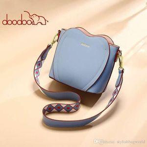 2020 New Fashion Ladies Drawstring Designer Shoulder Bag Women Crossbody Bucket bag Youth Flap Sweet Wind Women Handbag 9519