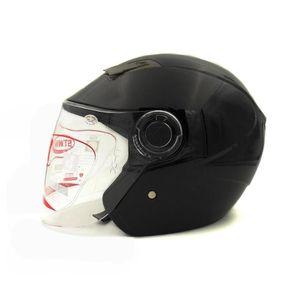 오토바이 헬멧 헬멧 남자 여성 전기 자전거 듀얼 렌즈 바이오스 스쿠터 cascos 오토바이 모토 자전거