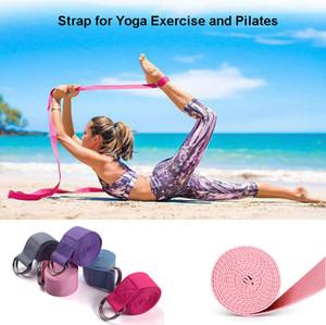 Yoga-Streifen zur Verbesserung des Gleichgewichts und der Flexibilität Yoga-Strap für Yoga-Übungs- und Pilates Fitness-Zubehör Zubehör