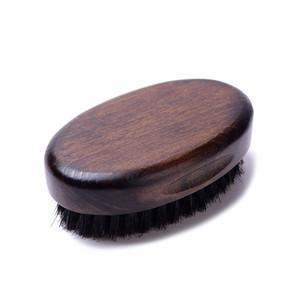 Retro Ellisse Forma Forma Beard Brush Bloody Setole di setole Olio Head Man Spazzole da barba Multi Funzione Strumenti di disposizione pulita 8 5HF N2