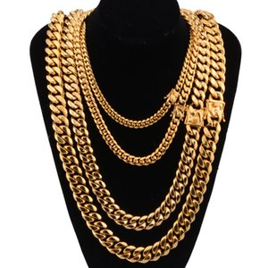 Luxury designers Fashion Hip-hop hook necklace