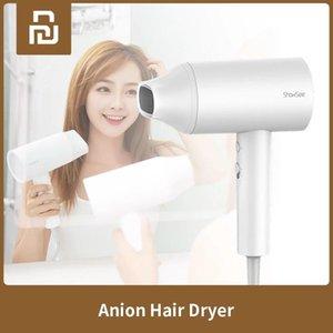 Sèche-cheveux SHOWSEE Anion d'ions négatifs 1800W Soins des cheveux Professinal rapide portable sèche-cheveux Diffuseur Filles FY8150