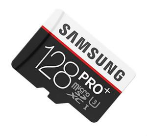 1pcs 32GB / 64GB / 128GB / 256GB 삼성 프로 + 마이크로 SD 카드 클래스 10 / 태블릿 PC TF 카드 C10 / 카메라 메모리 카드 / SDXC 카드 90MB / s