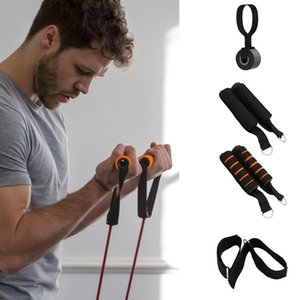2020 Yoga cord stretch cord elastic strips for forming physical shape rope elastic strips of exercise tubes