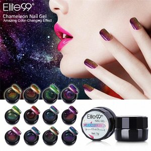 Elite99 Chameleon Series UV Gel Polish Soak Off Long Lasting Coat Painting Gel Nails UV Polish Varnish Lacquer 5ml G6IS#