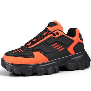 NEWDISCVRY Плюс Размер Мужская мода кроссовки 2020 Стиль Легкий дышащий Мужская обувь Повседневная Коренастый Кроссовки Обувь мужская C1019