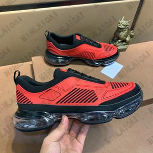 Cloudbust Thunder Crystal Sole Semelle Baskets Tricots Luxurys Designers Aircushion Sneaker Formateurs Homme Hauteur Augmentation Chaussures